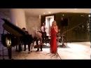 Roman Alekseev, Julia Aekseeva, Joe Longardner, Thomas Hoogland jazz gig