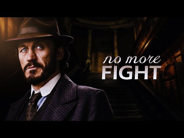 ~ no more fight; bennet drake [ripper street]