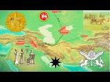 Mitan türkləri və naxdilli hurrilər / Mitan Turks and Nakh Hurrians kingdom of Hurri-Mitanni