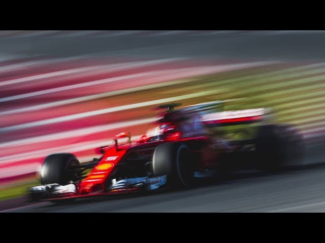 Sebastian Vettel & Scuderia Ferrari 2017 - Lost but Won