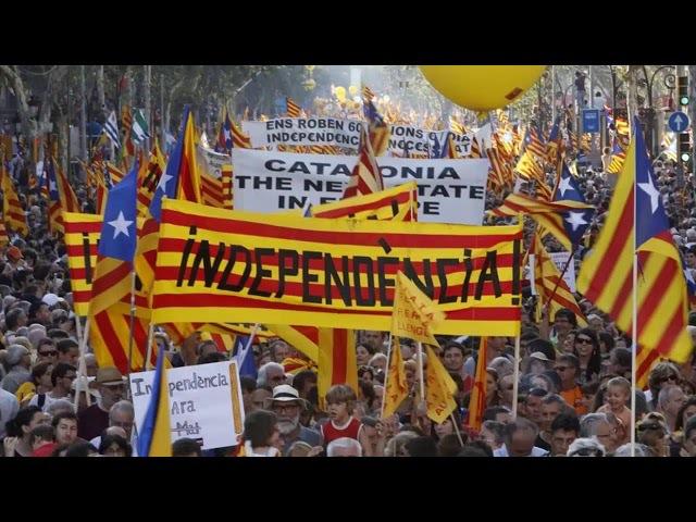 Cataluña y una inconsciente demostración de ANTISISTEMISMO.