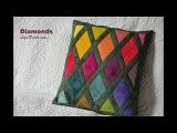 Patchwork Diamonds - Diamanty LizaDecor.com