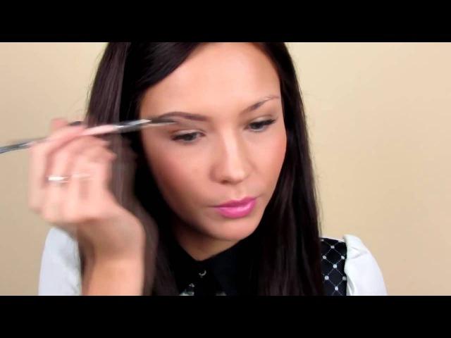 ЭКСПРЕСС макияж для ГОЛУБЫХ и СЕРЫХ ГЛАЗ на каждый день