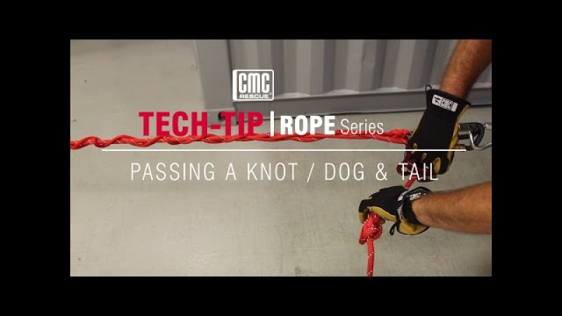 TECH TIP | Rope Series: Passing a Knot through the MPD using the Dog Tail Method
