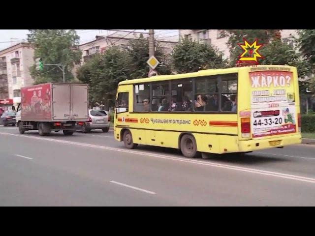 День рождения отмечает чебоксарский автобус