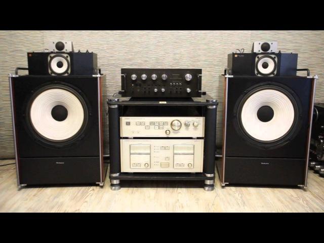 Technics SB 7000 аудио винтаж oldplayer