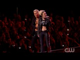 Billy Idol &amp Miley Cyrus - Rebel Yell  LIVE