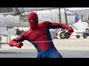 Spider-man All Fight Moves.