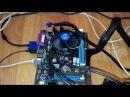Беспроблемная материнка для майнинга на 8 видеокарт Esonic HM65 BTC COMBO