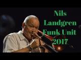 Nils Landgren Funk Unit - Leverkusener Jazztage - 2017