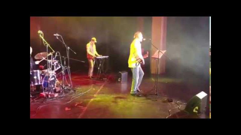 Концерт Павла Кашина в ДК Железнодорожников (Петербург 9.04.17)