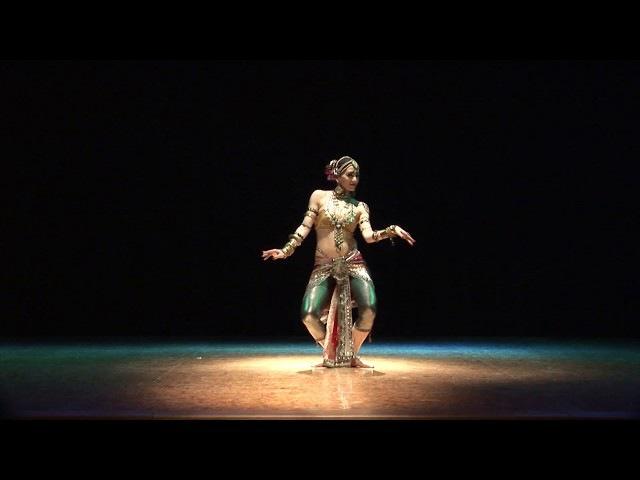 Eva Sampedro - Indian Fusion (Kamakshi DeviWhomp Shanti)(21-05-2017)(Zaragoza, Spain)