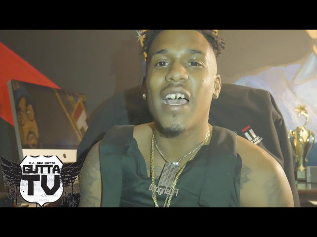 Flush Gotti Speaks On Getting Shot 5 Times, Reppin Top Level Being From Houston Texas