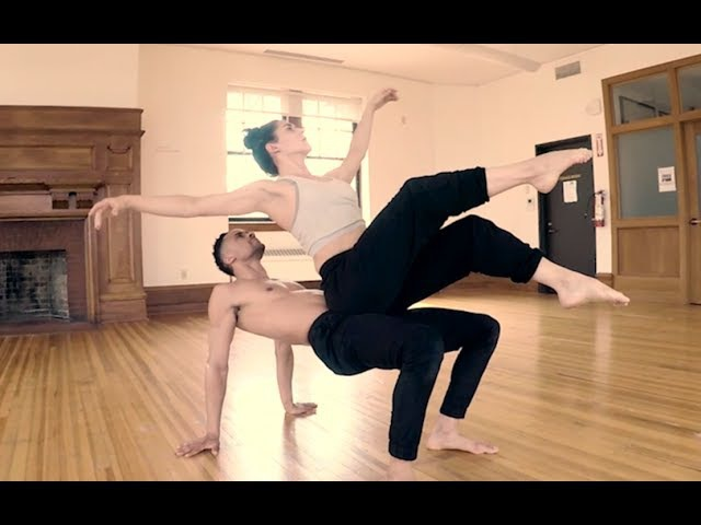 SHIFTING CONTINUUM | Dance Film ft. Lauren Yalango-Grant Christopher Grant