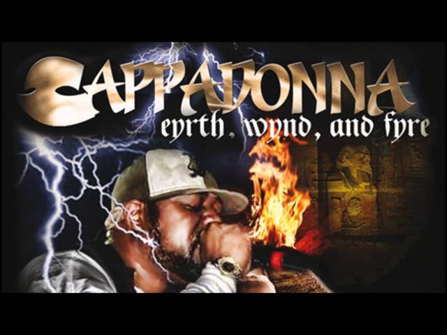 CAPPADONNA Eyrth Wynd and Fyre full album 2013