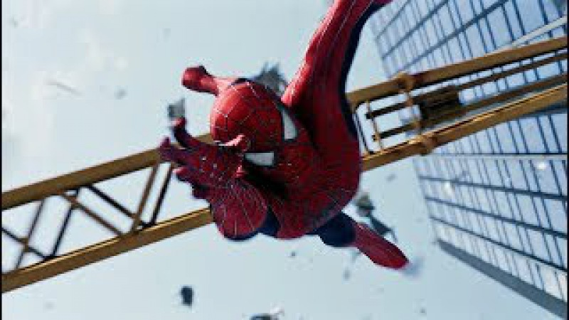 Spiderman Salva a Gwen de la Grua - LATINO HD Spiderman 3 (2007)
