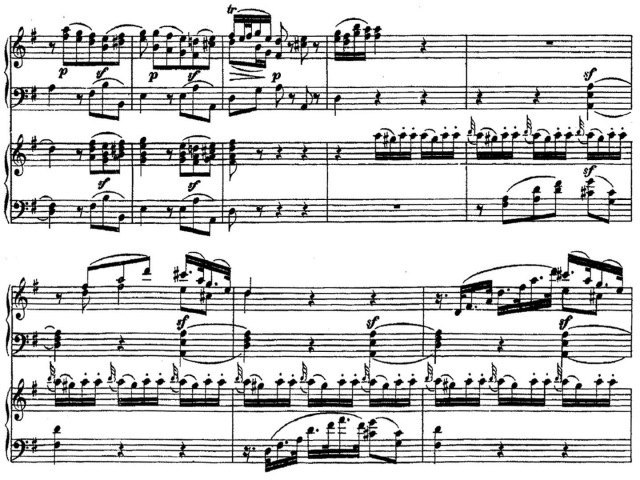 Kocsis Ránki Mozart Sonata for Two Pianos in D K448