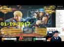 [Tekken 7 FR]MBC(Bob) vs Lowhigh(Heihachi) 01/19/2017 엠아재(밥) vs 로하이(헤이하치) 鉄拳7FR 철권7FR