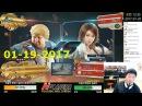 [Tekken 7 FR]MBC(Bob) vs L C L(Asuka) 01/19/2017 엠아재(밥) vs L C L(아스카) 鉄拳7FR 철권7FR