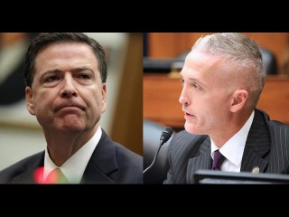 Breaking News , Trey Gowdy in the running to replace James Comey at FBI , White House news