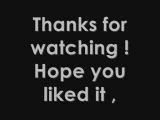 James Blunt - Goodbye My Lover With (Lyrics)