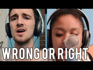 Wrong Or Right - Kwabs (Solace & Ursula Cover)