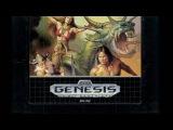 NostalgiA SEGA Genesis  Mega Drive Golden Axe II - Full Original Soundtrack OST