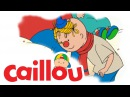 Kids' English | Caillou - Caillou is a Clown (S01E28) | Cartoon for Kids