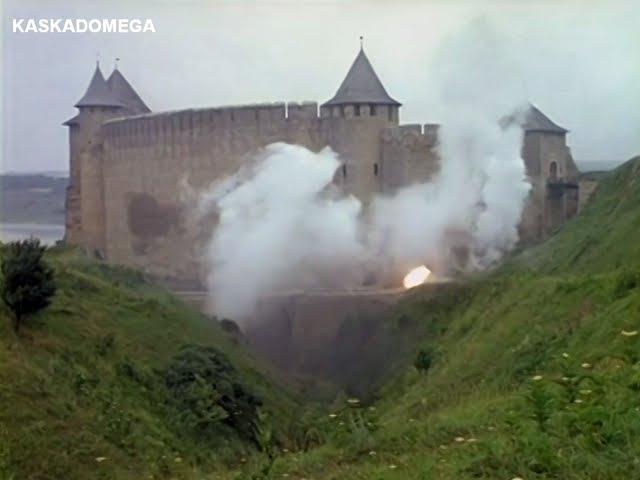 ДАртаньян и три мушкетера - Католик, гугенот [1080p]