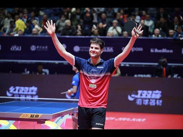 [MS-SF] OVTCHAROV Dimitrij(GER) Vs LIN Gaoyuan(CHN) 2017 WTGrand Finals - Full Match – HD720p
