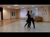 Полька тройка на двоих Схема танца Polka troika for two