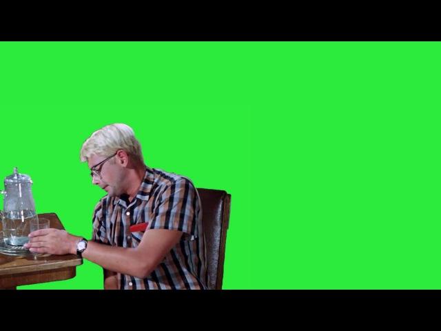 видео на хромакее . шурик с похмелья )) герои гайдая