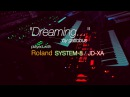 Roland SYSTEM-8 / JD-XA - Dreaming by gattobus
