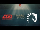 LGD vs Team Liquid | Game 1