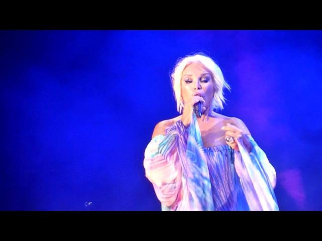 Ajda Pekkan 60's 70's Classics Live @ Bodrum Antik Tiyatro 30.08.2016