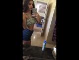 Lana Rhoades хвастает сексуальной фигурой
