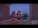 ЗОМБИ АПОКАЛИПСИС - Рэп Майнкрафт  ZOMBIE APOCALYPSE Minecraft The Weekend Parody Song
