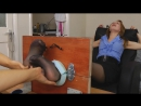 Izzy Scarlot: Secretary Tickle Torture - Part 2