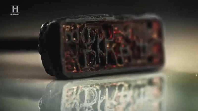Коллекционеры артефактов 2 серия. Поцелуй мой топорик (2016) History Channel