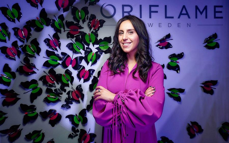 Jamala стала лицом бренда Oriflame Украина