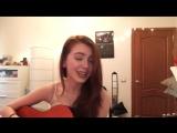 Сплин - Моё сердце (Нежное исполнение от милой девушки)