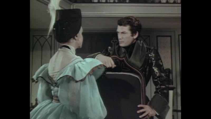 ГРАФ МОНТЕ-КРИСТО. / Le Comte de Monte Cristo. (1953) ЧАСТЬ 2