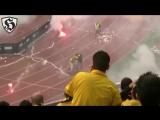 Hooligans Fight _ ARIS - Panathinaikos (Cup Final 2010-11)