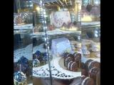 Мои конфетки украшают собой пока ещё одну кофейню...очень приятно!:)