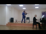 Играет Антон Котляров. В. А. Моцарт - Rondo alla turca