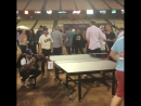 Clayton Kershaw's Ping Pong 4 Purpose Celebrity Tournament: Justin Turner & Jimmy Kimmel vs. Casey Affleck & Luke Walton