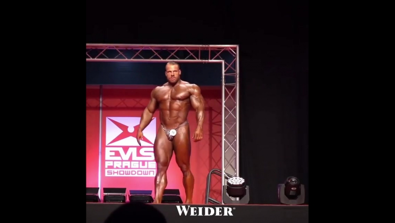 Lukas Wyler на EVLS Prague Showdown