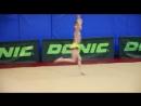 Февральские узоры открытые соревнования по художественной гимнастике