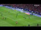 Атлетико 1:0 Малага   Гол Гризмана