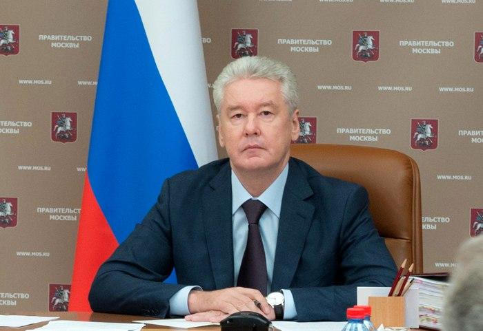 Мэр С.Собянин